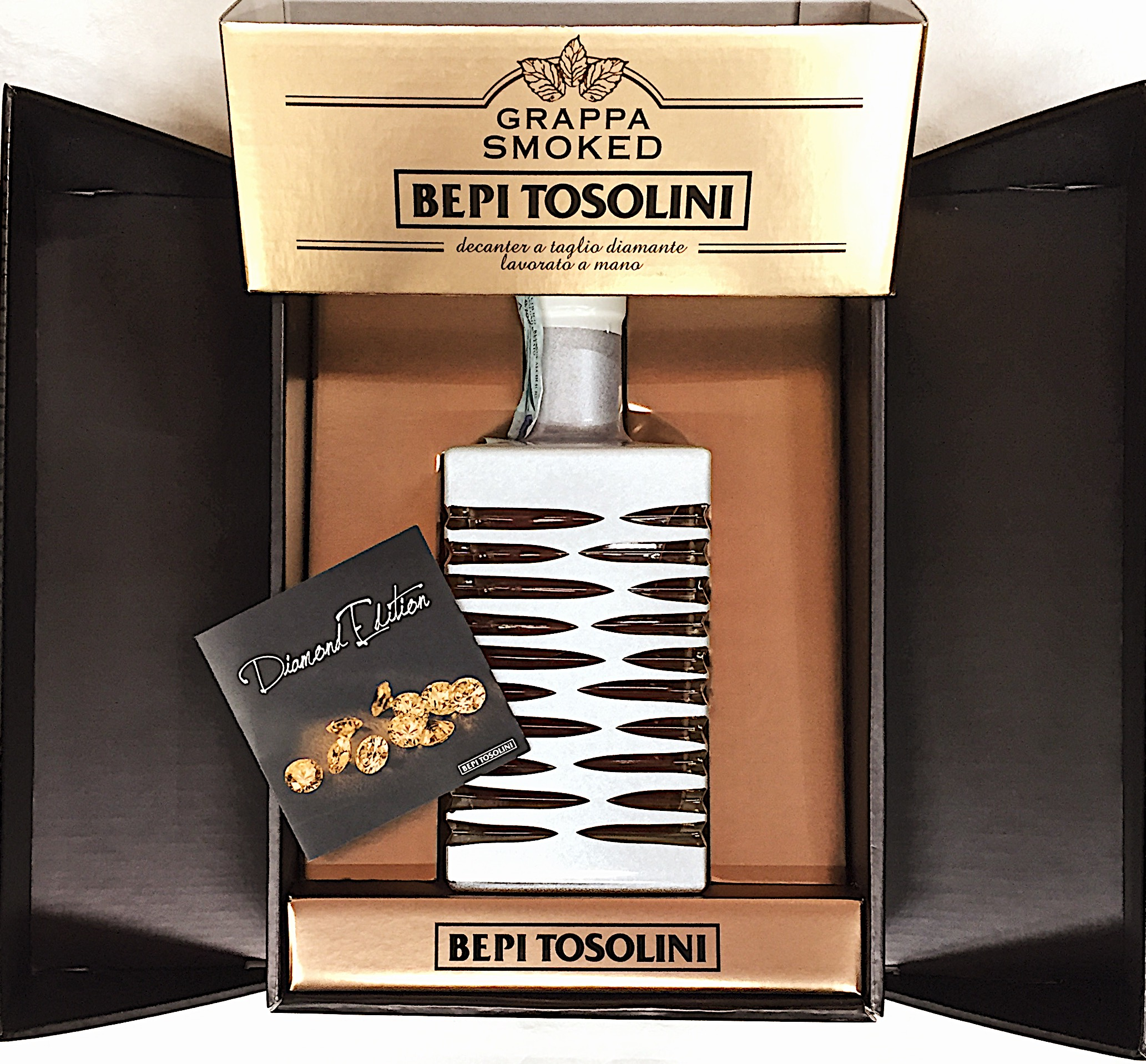 Grappa Smoked Light - Dist. Bepi Tosolini - Povoletto (UD)