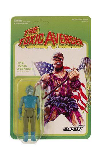 The Toxic Avenger ReAction: TOXIE Movie Variant