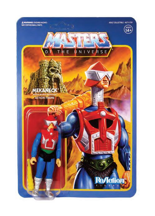 Masters of the Universe ReAction: MEKANECK