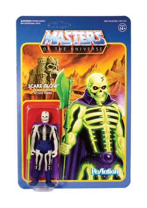 Masters of the Universe ReAction: SCAREGLOW