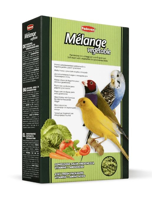 Melange Vegetable