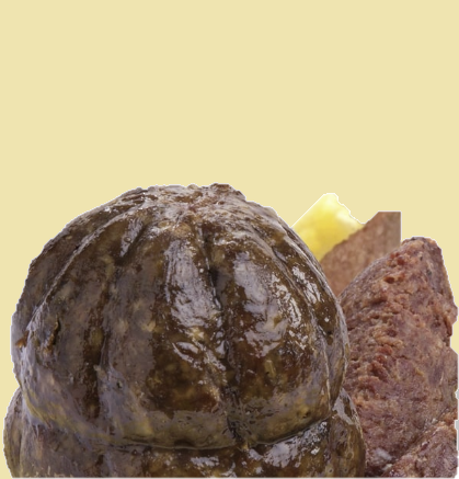 Salamina da sugo Ferrarese precotta 500 gr. c.a.