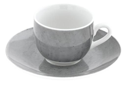 VILLA ALTACHIARA TAZZINA CAFFE' LINEA CEREALI E FARINE SEGALE  COLORE GRIGIO 10260551