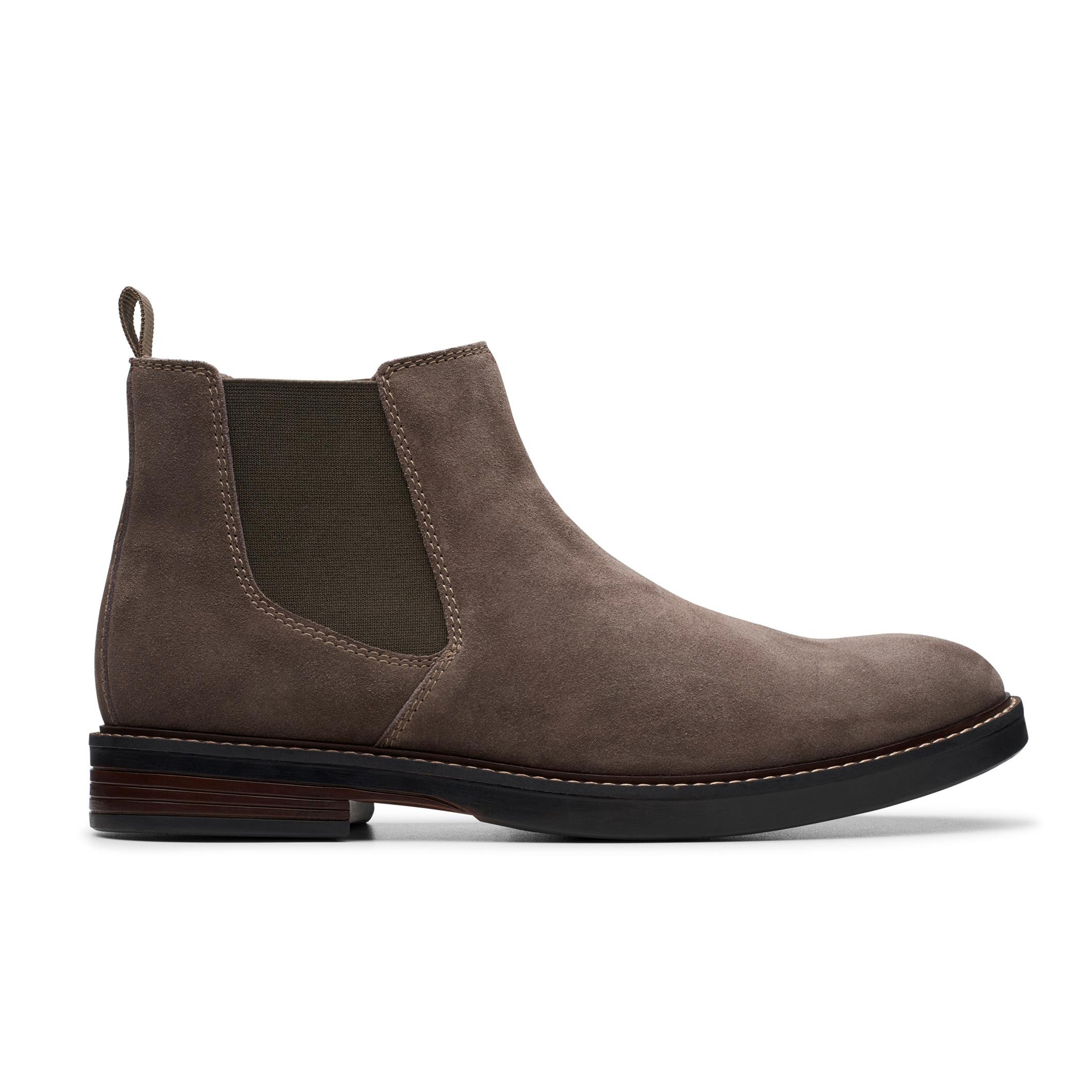 Stivaletto beatles taupe Clarks