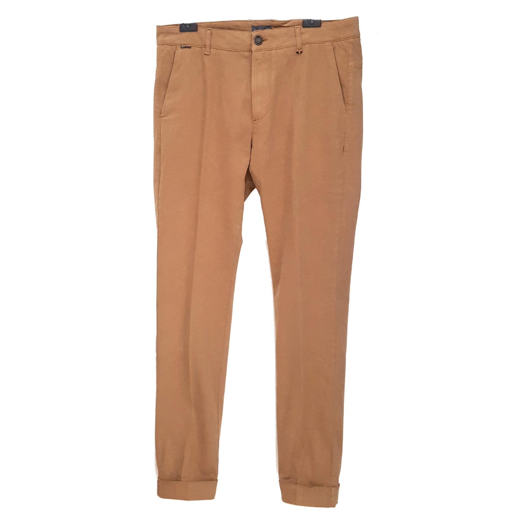 Pantalone chino cammello Nero Giardini