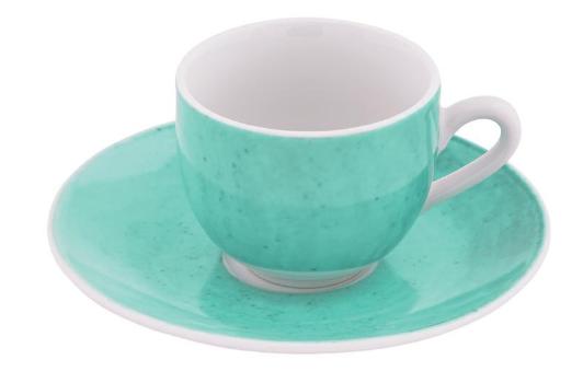 VILLA ALTACHIARA TAZZINA CAFFE' LINEA CEREALI E FARINE MIGLIO COLORE MARE 10260506