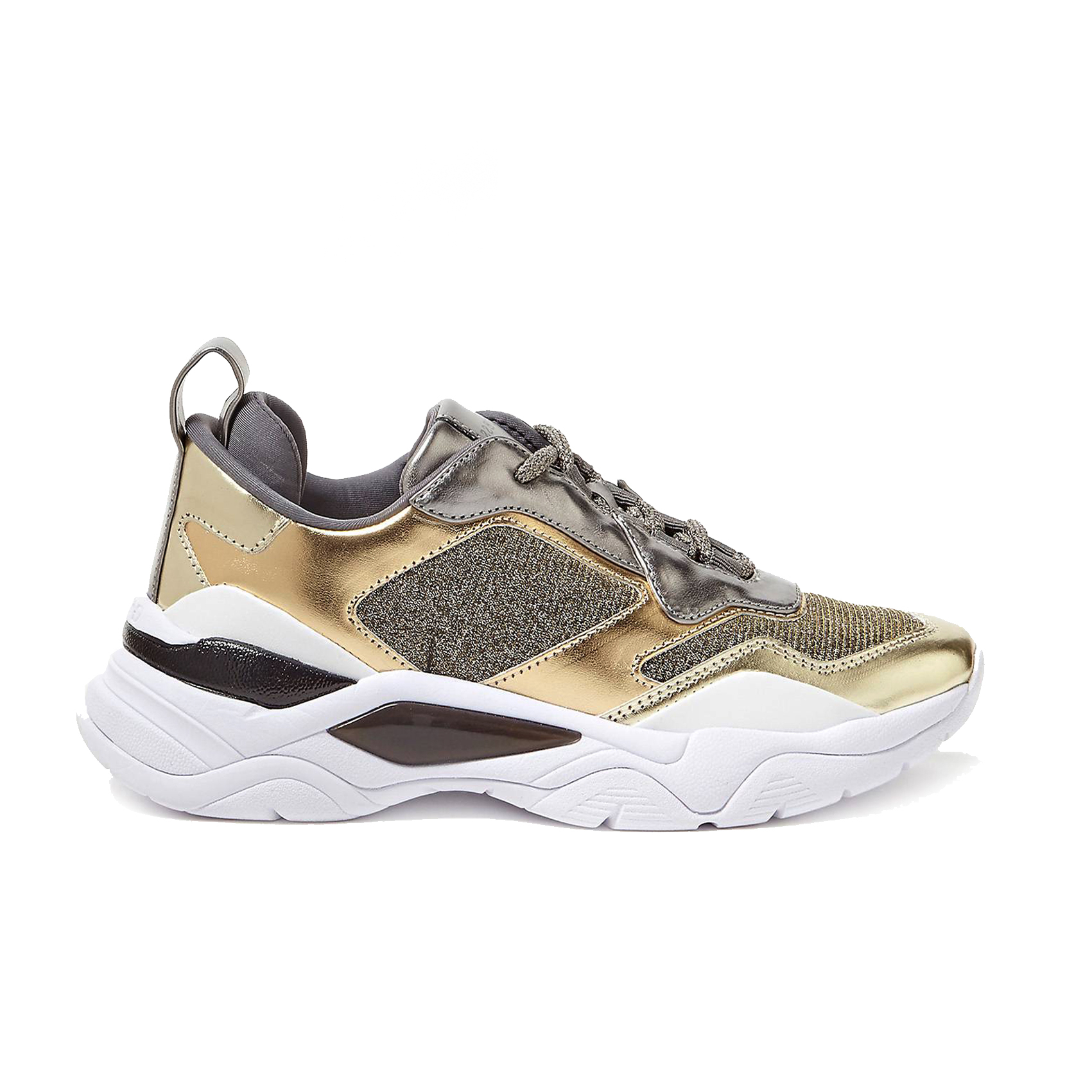 Sneaker oro Guess
