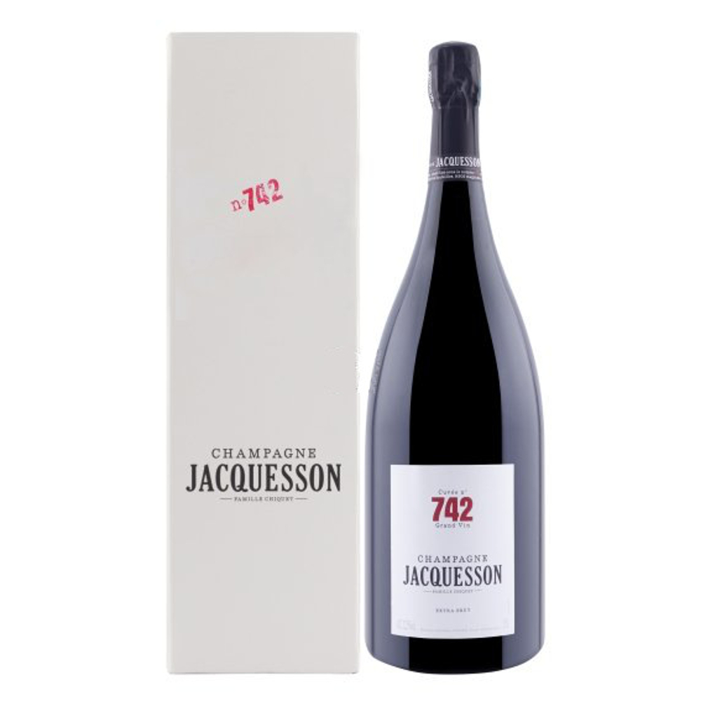 Jacquesson - Champagne Extra Brut Cuvée N°743