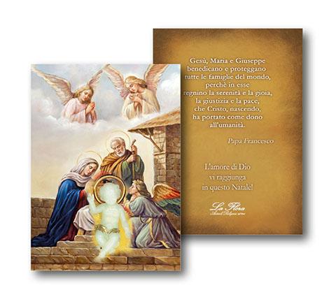 Confezione Gesù Bambino con immagine