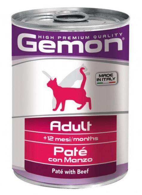 Gemon Cat Adult Manzo