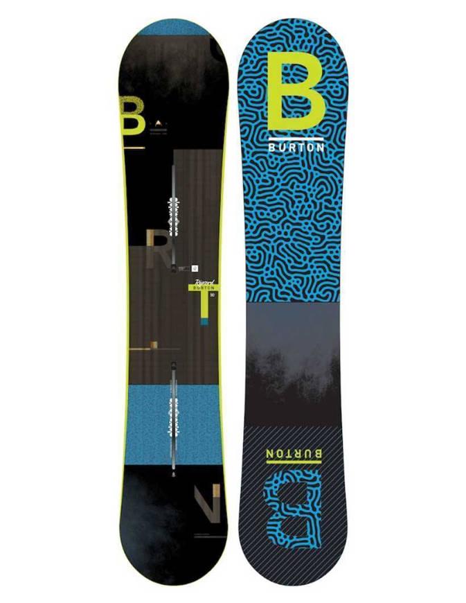 Tavola Snowboard Burton Ripcord 150