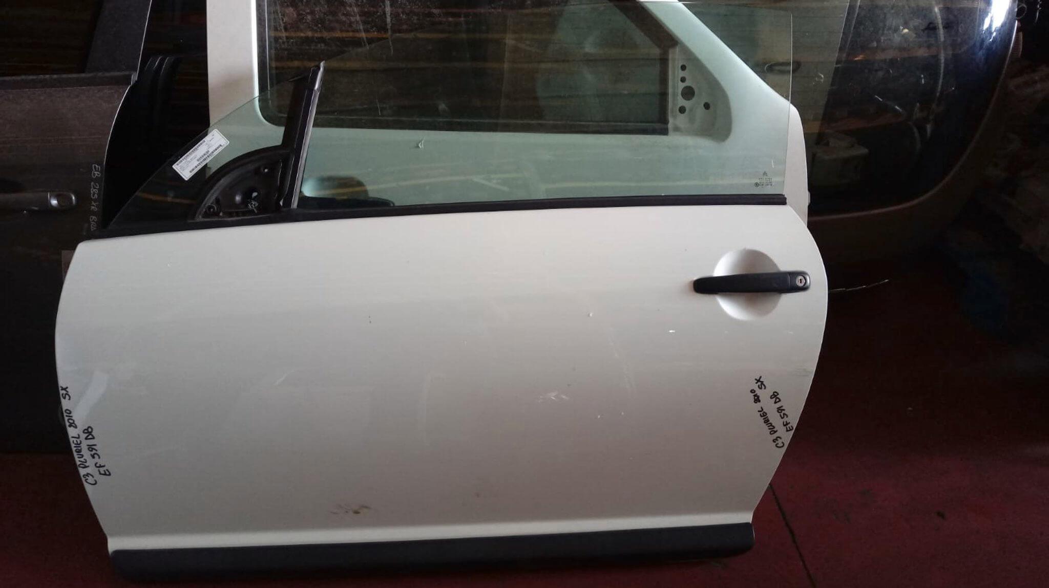 Porta ant. sx usata Citroen C3 Pluriel serie dal 2003 al 2010