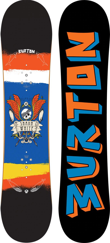 Tavola Snowboard Burton Bambino Shaun White Smalls