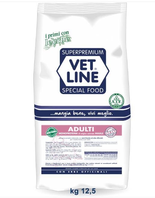Adulti Maiale 12,5kg Vetline