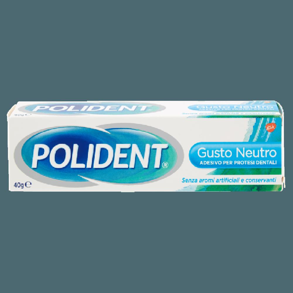 POLIDENT Gusto Neutro Adesivo 40g
