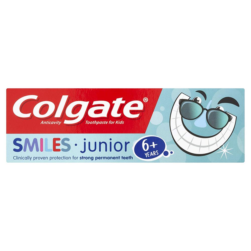COLGATE Smiles Junior 6+ Dentifricio 50ml