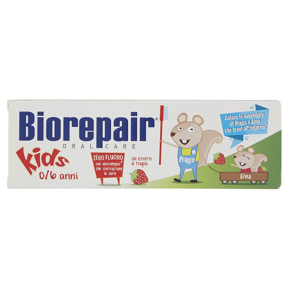 BIOREPAIR Kids 0-6 Anni Dentifricio 50ml