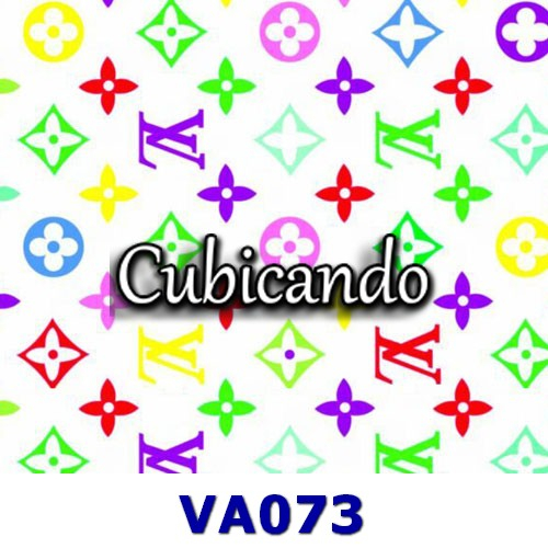 Pellicola per cubicatura Louis Vuitton Multicolor