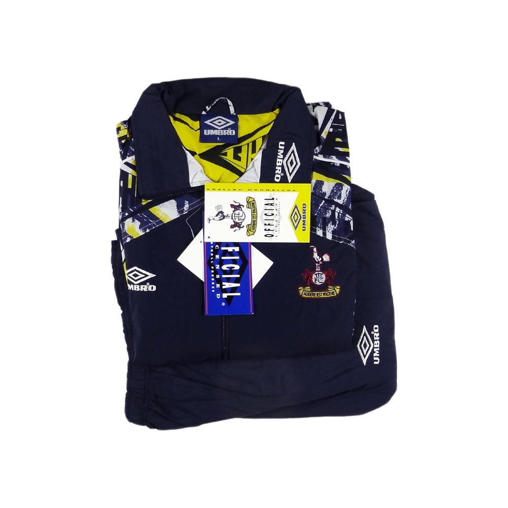 1992-93 Tottenham Tuta Umbro L *Nuova