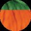 Orange - Greenery