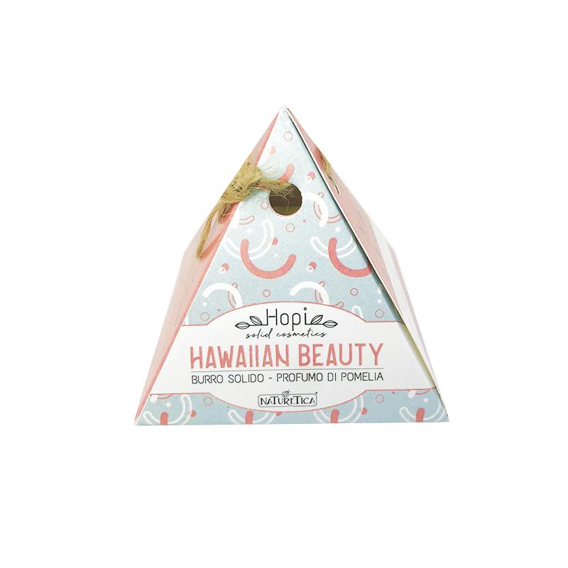 Burro Solido Hawaiian Beauty al Profumo di Pomelia