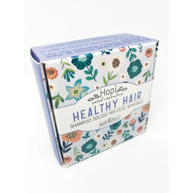 Shampoo Solido per Cute Sensibile Healthy Hair
