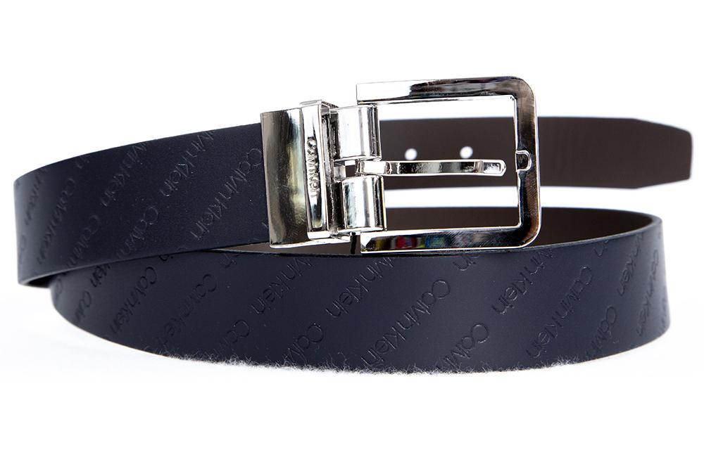 Cintura Uomo Calvin Klein double