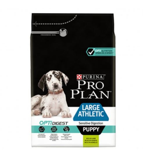 Purina ProPlan Puppy Large Athletic sensitive digestion Agnello