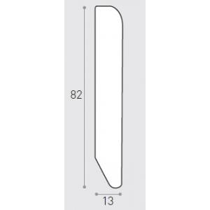 MM 82X13 ML 2.40 -  BATTISCOPA IMP. FAGGIO