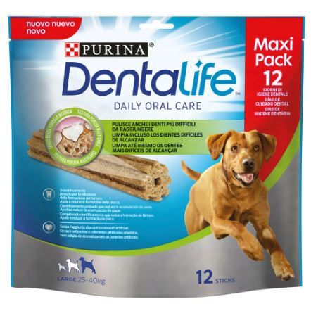 Dentalife Large 12 Sticks Maxi Pack