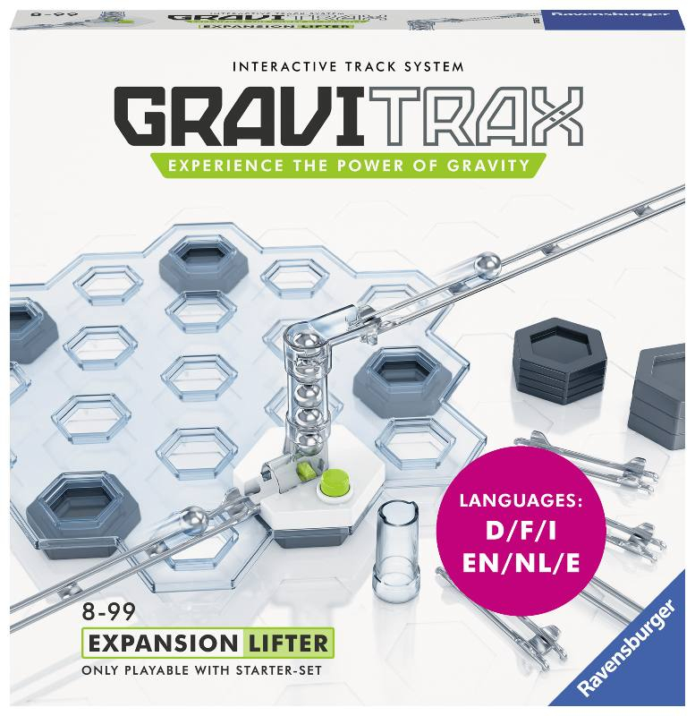 GRAVITRAX ASCENSORE 27622 RAVENSBURGER