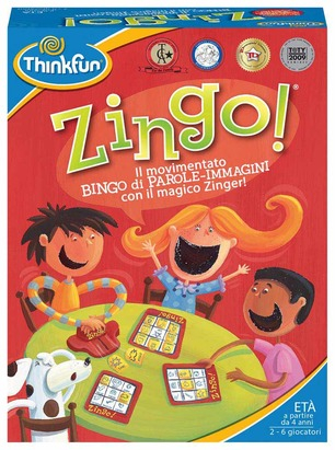 TINK FUN ZINGO 76324 RAVENSBURGER