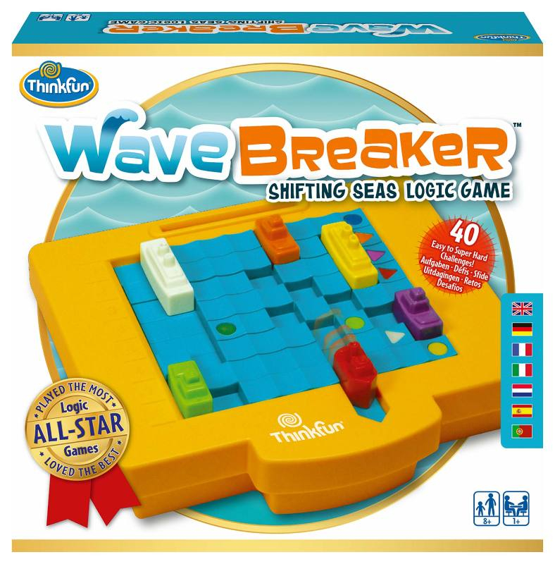 TINK FUN WAVEBREAKER 76332 RAVENSBURGER