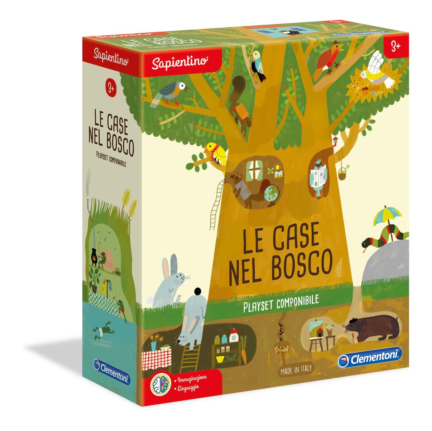 CASE NEL BOSCO 16198 CLEMENTONI