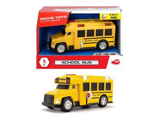 DK Action Series SCUOLA BUS Cm.15 203302017 SIMBA NEW