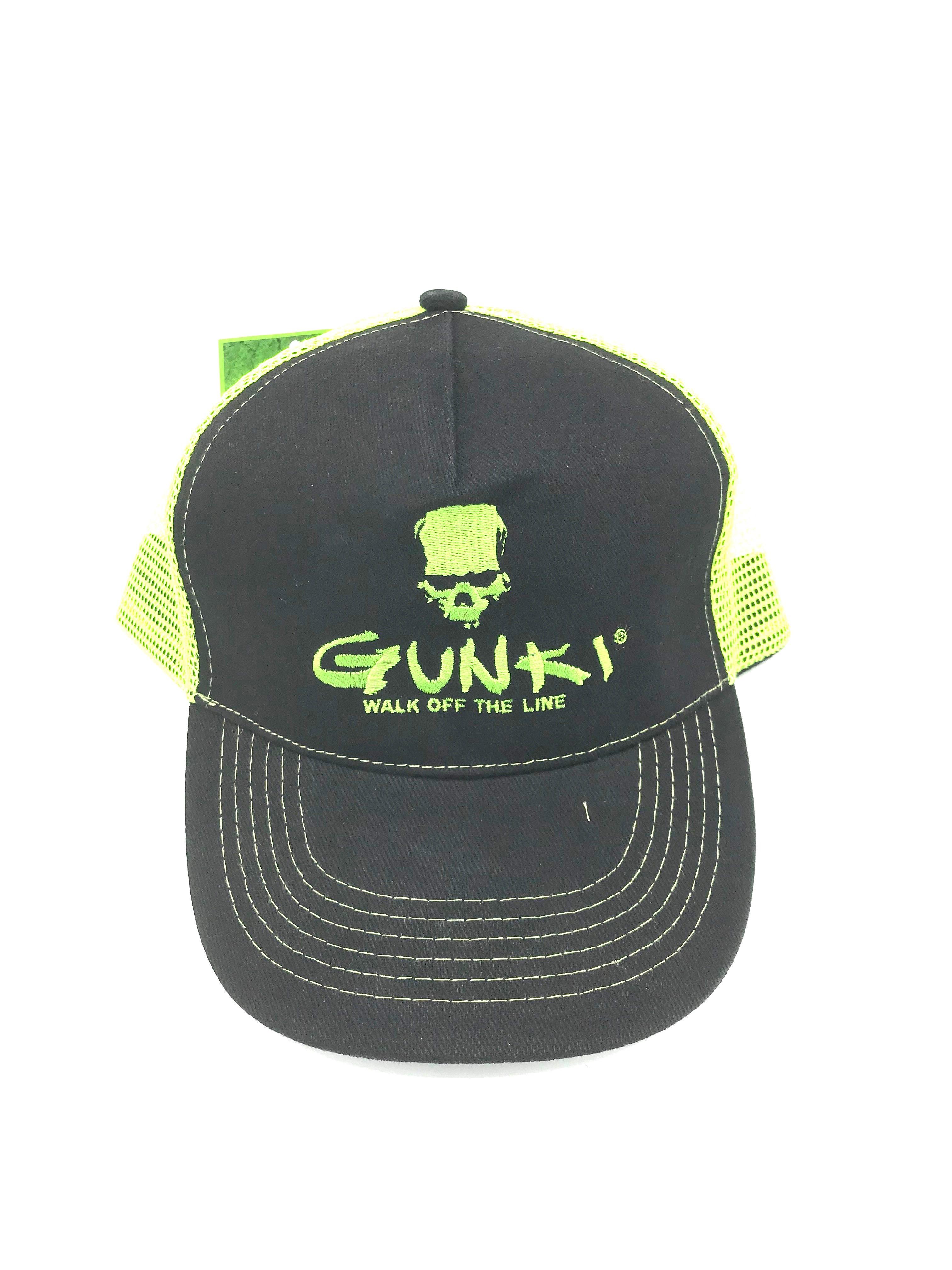 GUNKI Cappello tracker Black
