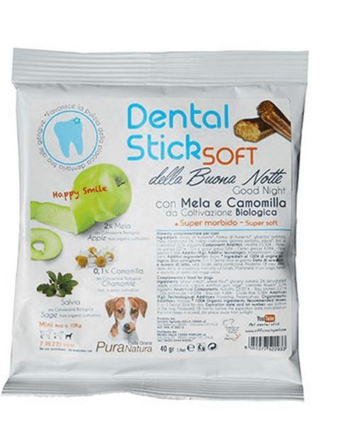 Dental Stick Soft con Mela e Camomilla