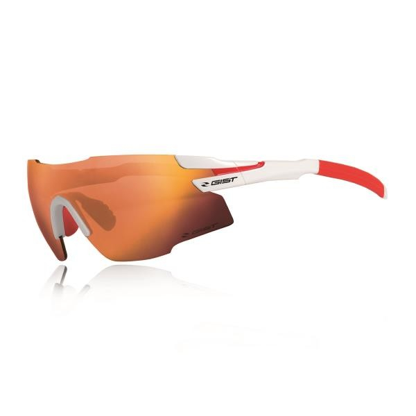 GIST Occhiali Visio White/Red