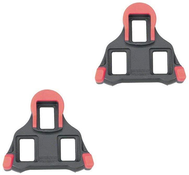 SHIMANO tacchette SH10 Rosso