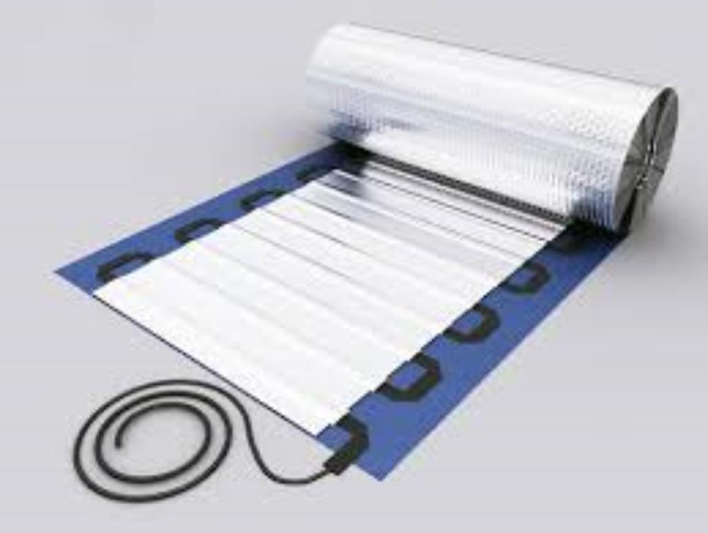 Protezione  delle celle fotovoltaiche con  funzione antineve , antigelate : per prevenire  cadute  di  produzione