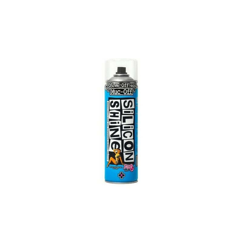 MUC-OFF  Silicone Shine Spray protettivo 500 ml