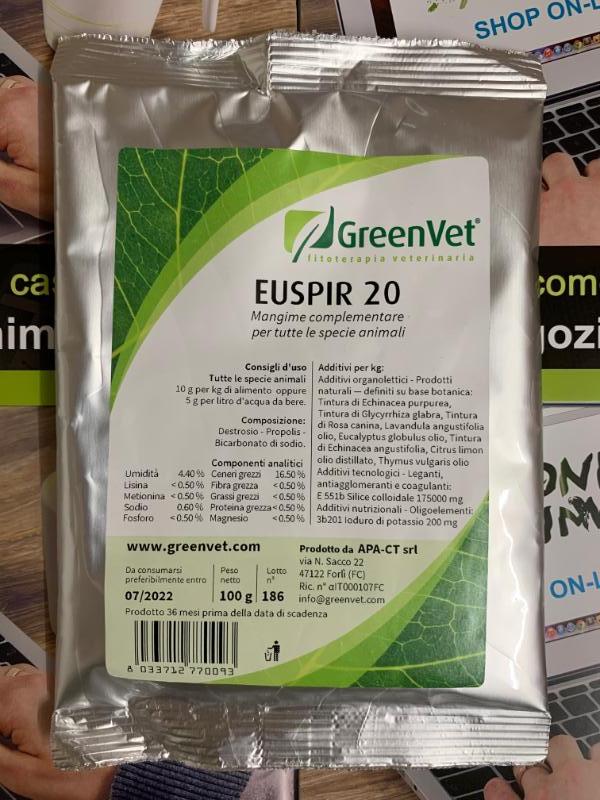 EUSPIR 20  100gr