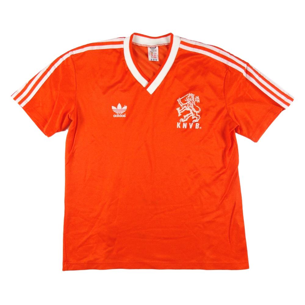 1985-88 Olanda Maglia Home M (Top)