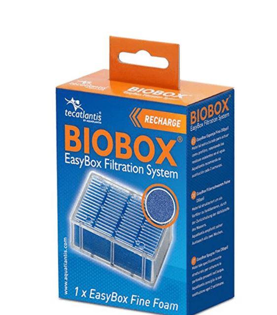 Aquatlantis Biobox EasyBox S spugna fine