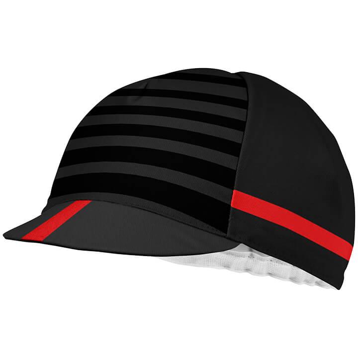 CASTELLI  Cappello Ciclismo Free Kit nero