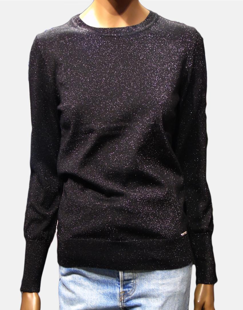 Maglione donna AKè lurex