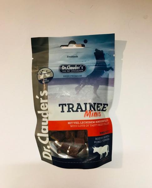 Trainee minis  manzo Dr Clauder's 50 gr