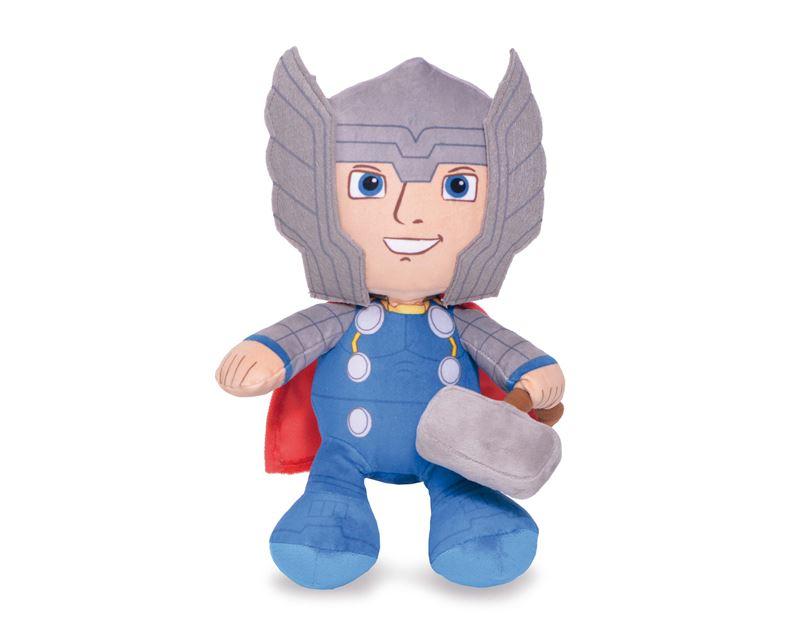Peluche: Marvel (34cm) Thor