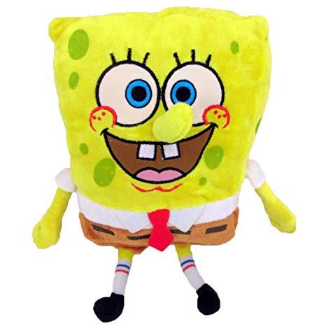 Peluche: Spongebob (19cm)