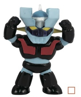 Go Nagai Robot Mini Figure